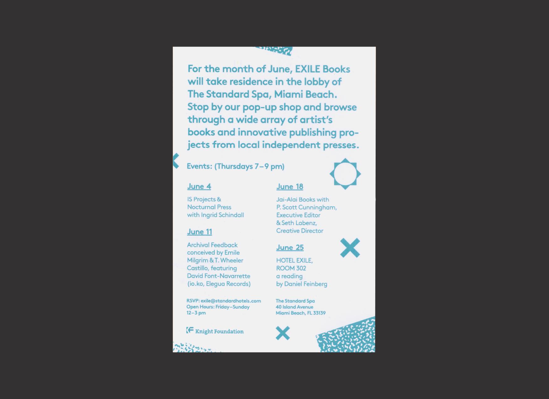Gusto Studio — EXILE BOOKS